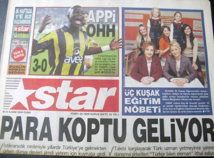 Star Gazetesi 92
