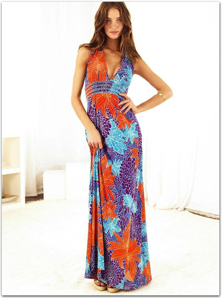 Лучшие фотографии со всего интернета. Платье. О том что длинные летние сарафаны