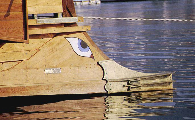 Ancient phoenician boats