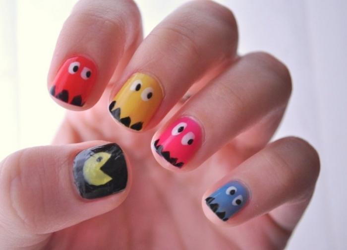 Рисунки для ногтей своими руками
