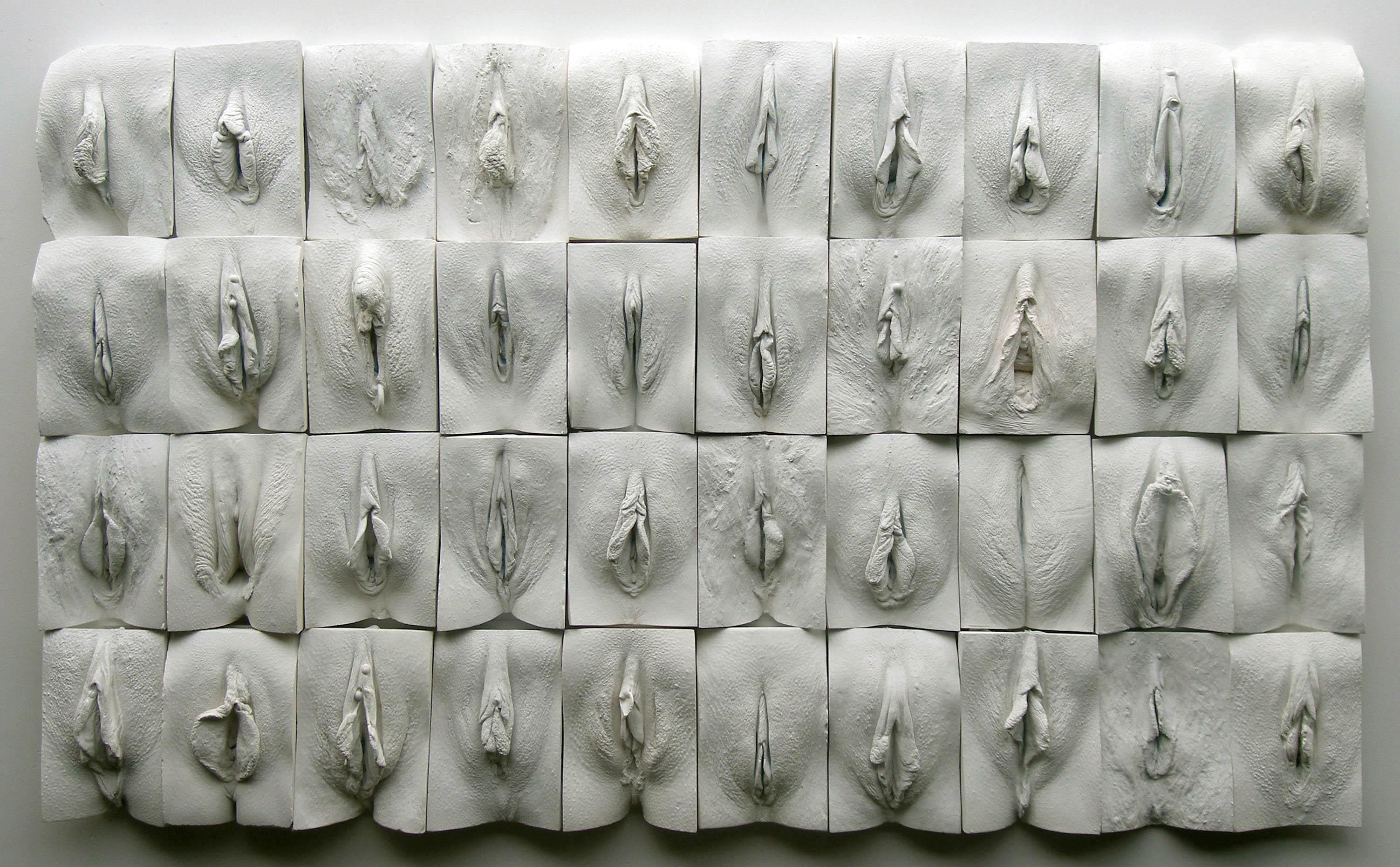 Типы вагин на фото 2 фотография