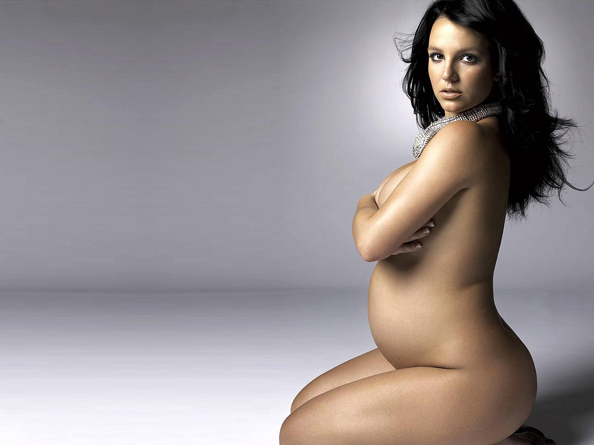 Голые фото беременные