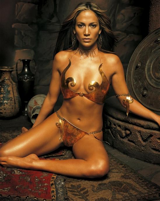 Jennifer lopez celebrity nude