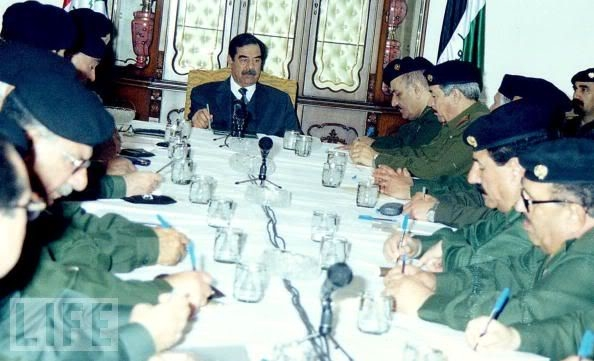 an analysis of saddam husseins rise to power Saddam hussein rose to power by maintaining his allegiance to the radical, pan-arab ba'ath party and ruthlessly eliminating all rivals he joined the party as a teenager in baghdad.